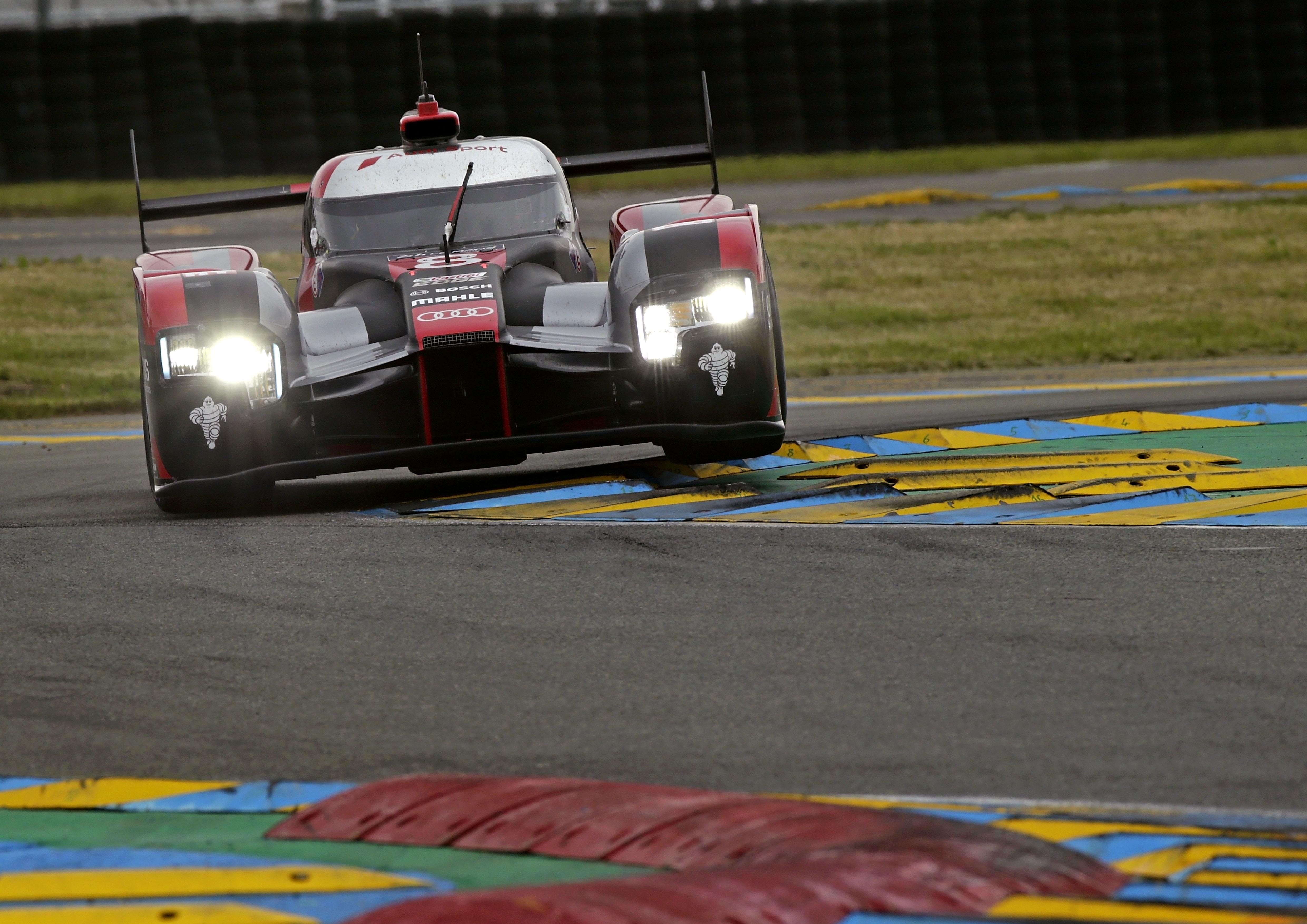 Audi de retour aux 24 Heures du Mans