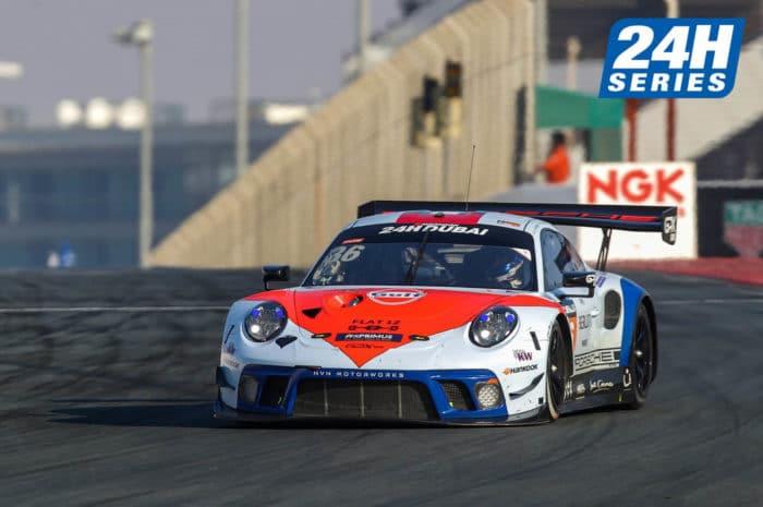 GPX Racing remporte les 24 Heures de Dubaï 2021
