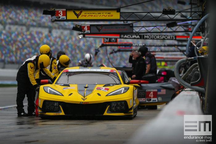 L'avenir de Corvette Racing en LMDh et GT3 ?