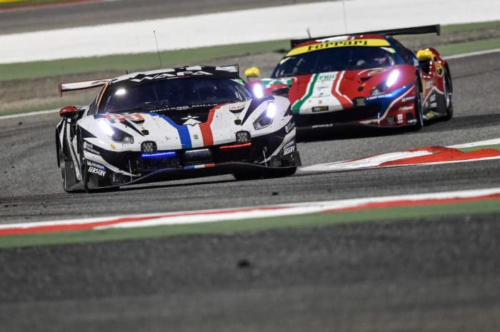 La nouvelle stratégie de Ferrari pour le WEC 2021