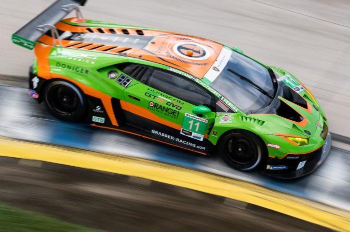 Lamborghini aux 24 Heures du Mans ? Grasser Racing Team le souhaite