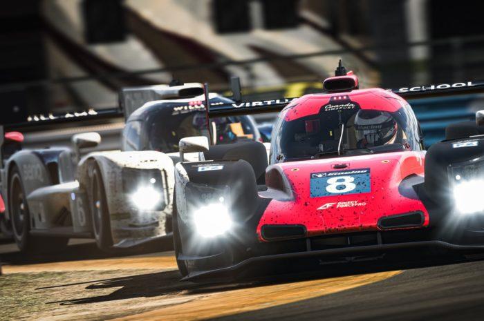 VRS Coanda Simsport remporte les 24 Heures de Daytona iRacing
