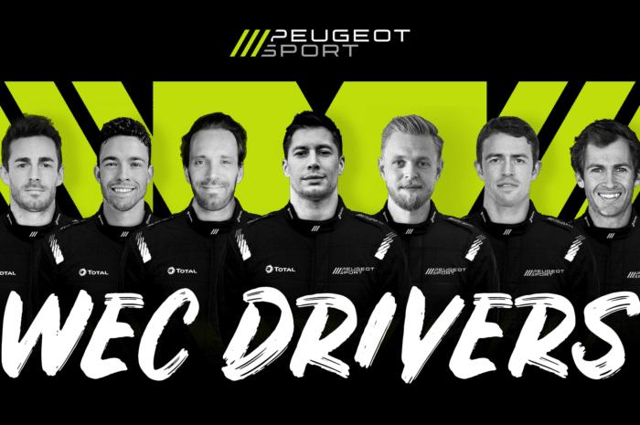 Les pilotes Peugeot Hypercar officialisés