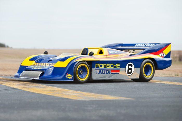 Porsche Sunoco : l'histoire de la 917/30