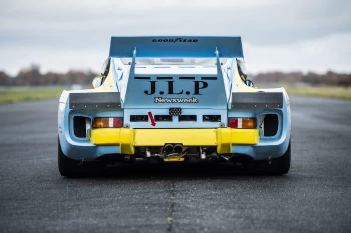 Porsche 935 JLP-2, l'héroïne