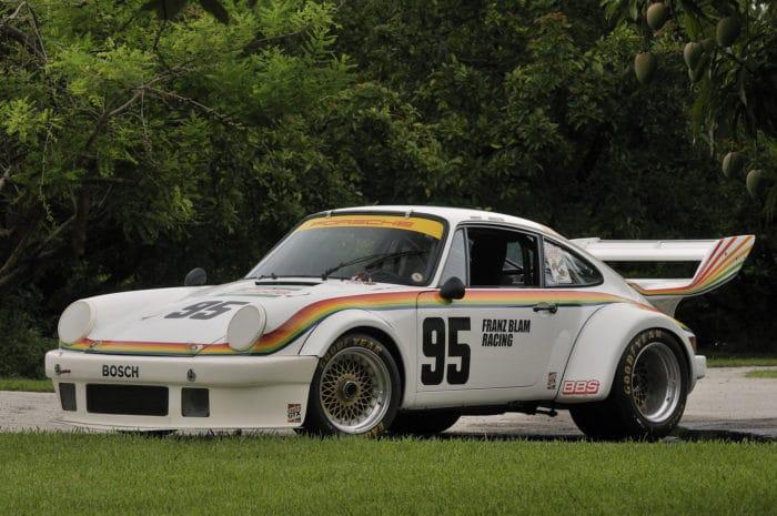 Porsche 934/5, la première 911 hybride