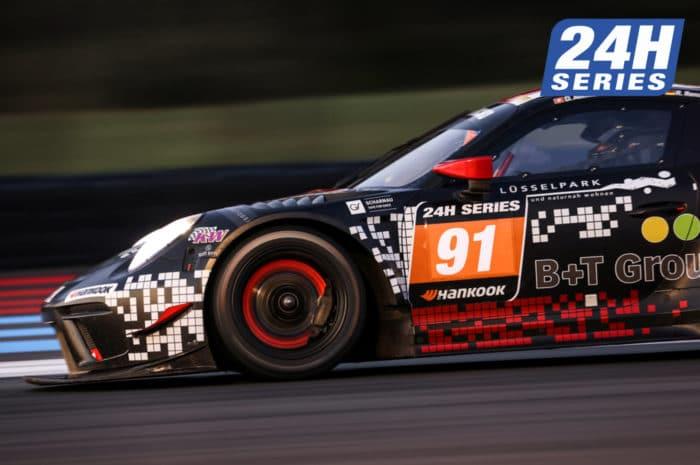 Herberth Motorsport remporte les 12 Heures du Paul Ricard 2021