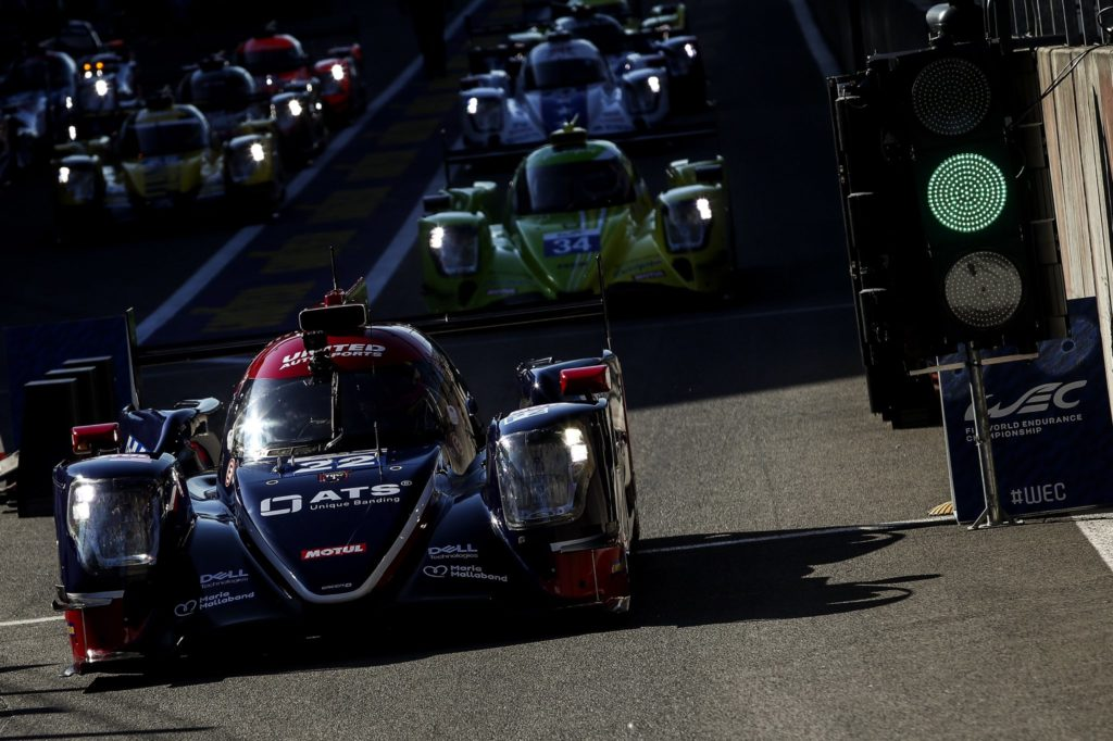 United Autosports, équipe de pointe en LMP2 - photo United Autosports