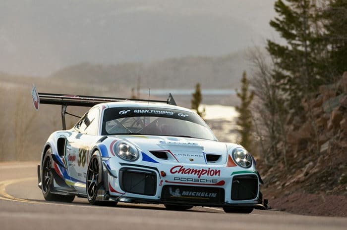 Champion Racing de retour à Pikes Peak avec une livrée mythique