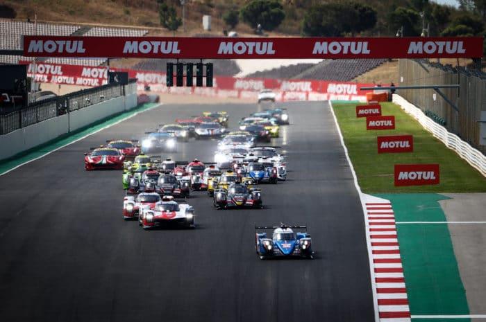 Toyota remporte les 8 Heures de Portimao 2021