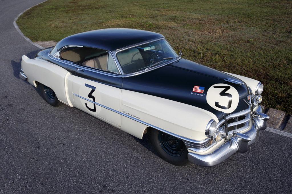 Les débuts de Cunningham au Mans avec Cadillac - photo Richard Prince/Cadillac