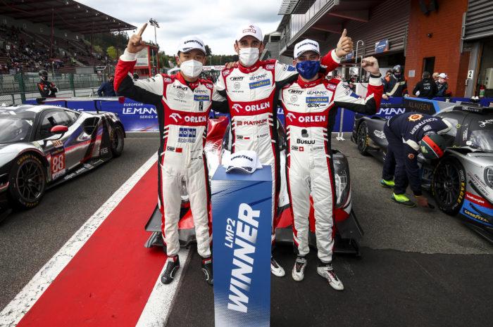 Team WRT remporte les 4 Heures de Spa-Francorchamps 2021